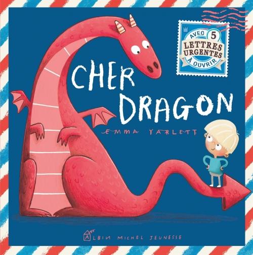Couverture Cher dragon