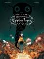 Couverture L'épouvantable peur d'Epiphanie Frayeur Editions Soleil (Métamorphose) 2016