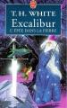 Couverture La Quête du roi Arthur, tome 1 : Excalibur, l'épée dans la pierre Editions Le Livre de Poche 1997
