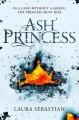Couverture Ash princess, tome 1 Editions Macmillan (Children's Books) 2018