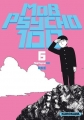 Couverture Mob psycho 100, tome 6 Editions Kurokawa (Shônen) 2018