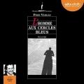 Couverture L'homme aux cercles bleus Editions Audiolib 2014