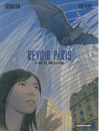 Couverture Revoir Paris, tome 2