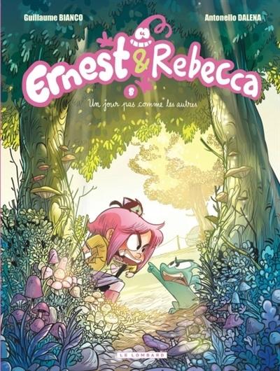 Couverture Ernest & Rebecca, tome 8 : Un jour pas comme les autres