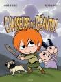 Couverture Les chroniques de Claudette, tome 1 : Chasseuse de géants ! Editions Akileos 2014