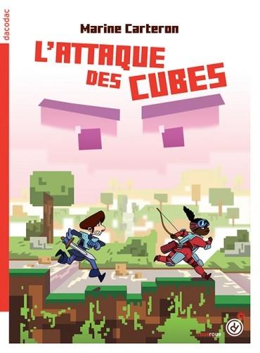 Couverture L'Attaque Des Cubes