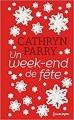 Couverture Week-end sous la neige / Un week-end de fête Editions Harlequin (Hors série) 2018