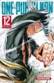 Couverture One-punch man, tome 12 Editions Kurokawa 2018