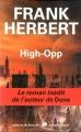Couverture High-Opp Editions Robert Laffont (Ailleurs & demain) 2014