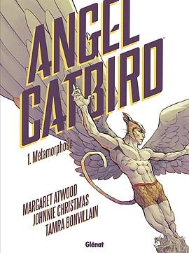Couverture Angel Catbird, tome 1 : Métamorphose