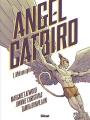 Couverture Angel Catbird, tome 1 : Métamorphose Editions Glénat 2018