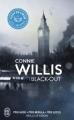 Couverture Blitz, tome 1 : Black-out Editions J'ai Lu (Science-fiction) 2016