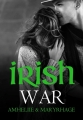 Couverture Irish War Editions CreateSpace 2018