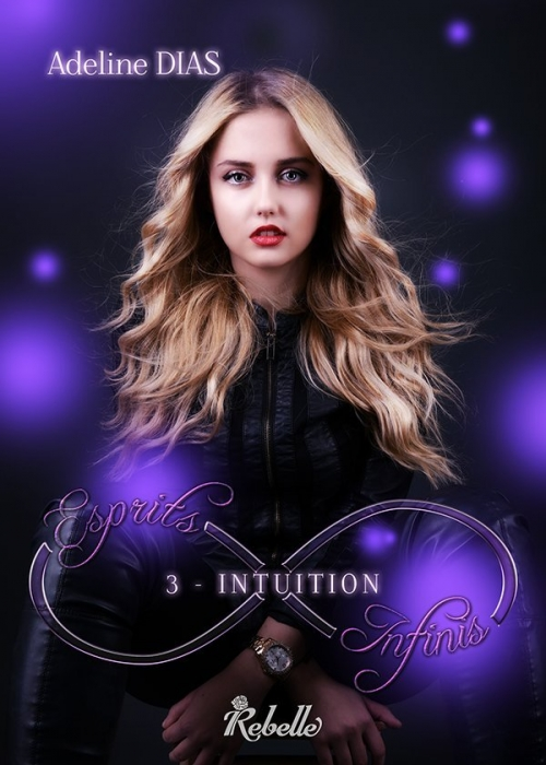 Couverture Esprits infinis, tome 3 : Intuition