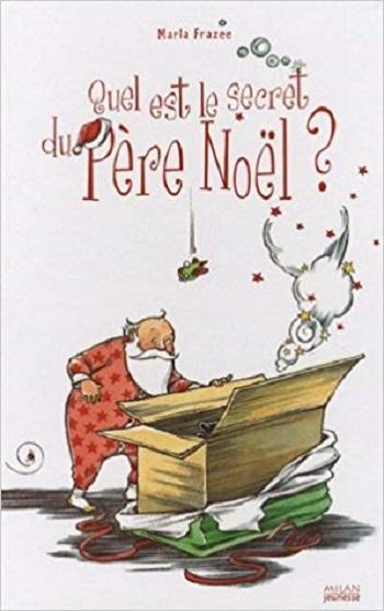 Couverture Quel est le secret du Père Noël ?