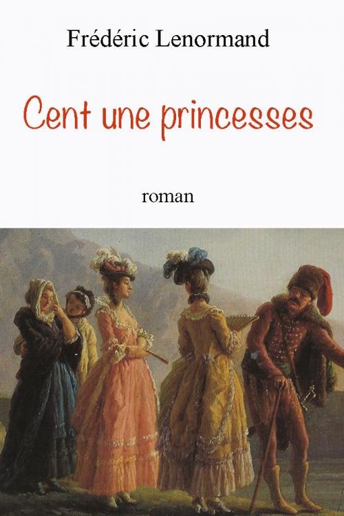 Couverture Cent une princesses