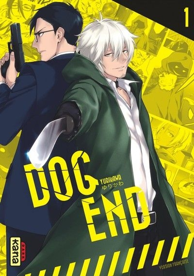 Couverture Dog End, tome 1