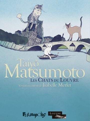 Couverture Les chats du Louvre, intégrale
