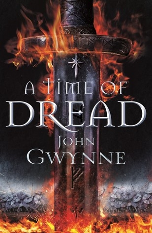 Couverture Of Blood and Bones, book 1: A Time of Dread