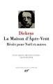 Couverture La maison d'Apre-Vent Editions Gallimard  (Bibliothèque de la pléiade) 2014