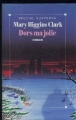 Couverture Dors ma jolie Editions Albin Michel 1989