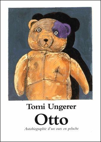 Couverture Otto : Autobiographie d'un ours en peluche