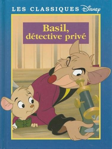 Basil Detective Prive Livraddict