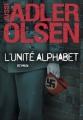 Couverture L'unité Alphabet Editions Albin Michel 2018