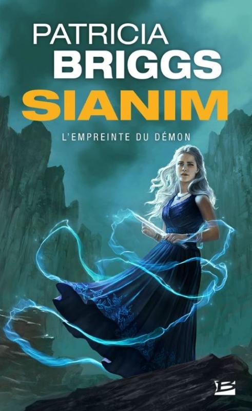 Couverture Sianim, tome 4 : L'empreinte du démon