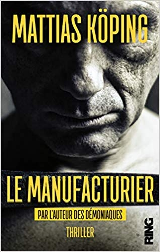 Couverture Le Manufacturier