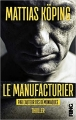 Couverture Le Manufacturier Editions Ring 2018