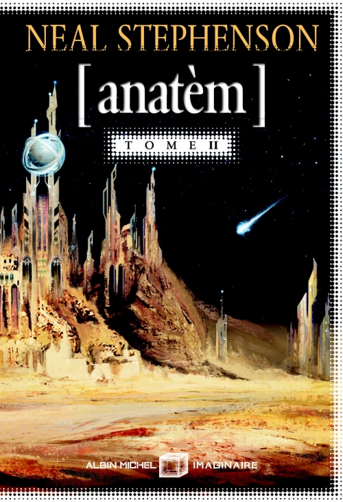 Couverture Anatèm, tome 2