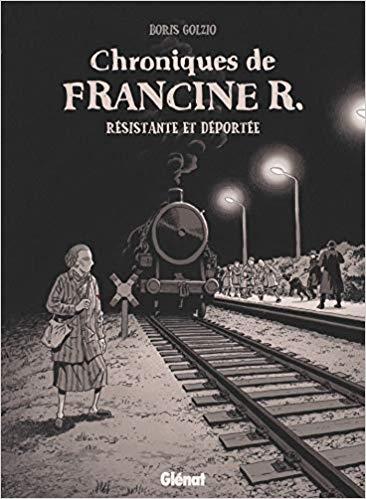 Couverture Chroniques de Francine R.
