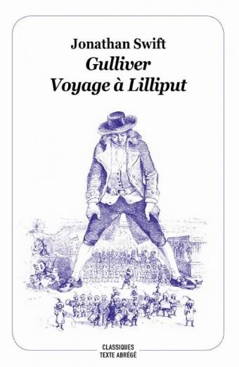 Couverture Le voyage à Lilliput