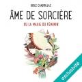 Couverture Ame de sorcière Editions Audible studios 2018