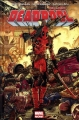 Couverture All-New Deadpool, tome 2 : Deadpool contre Dents de sabre Editions Panini (Marvel Now!) 2017