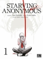 Couverture Starving Anonymous, tome 1 Editions Pika (Seinen) 2018