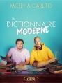 Couverture Le dictionnaire moderne Editions Michel Lafon 2018