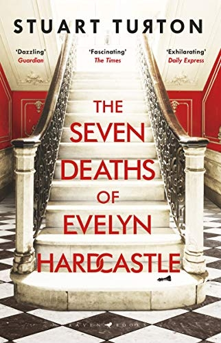 Couverture The Seven Deaths of Evelyn Hardcastle