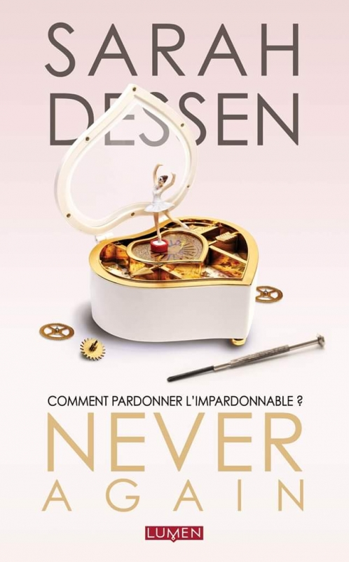 Couverture Never Again