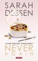 Couverture Never again Editions Lumen 2018