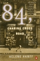 Couverture 84, Charing Cross road Editions Penguin books 1990