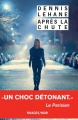 Couverture Après la chute Editions Rivages (Noir) 2018