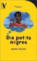 Couverture Dix petits nègres Editions Vertige 1939