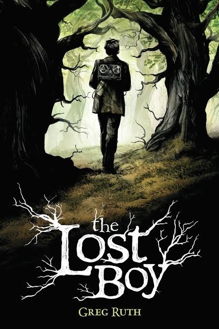 Couverture The Lost Boy