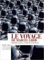 Couverture Le voyage de Marcel Grob Editions Futuropolis (Albums) 2018