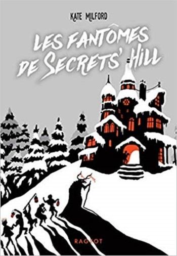 Couverture Les fantômes de Secrets' Hill