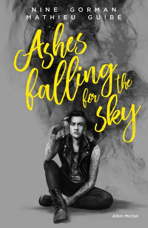 Couverture Ashes falling for the Sky