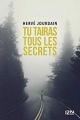 Couverture Tu tairas tous les secrets Editions 12-21 2018
