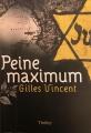 Couverture Touraine, tome 3 : Peine Maximum Editions Timée 2011